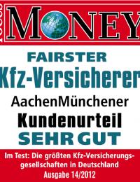 """Kfz-Versicherung – AachenMünchener im Kundenurteil """"sehr gut"""""""