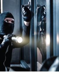 Geben Sie Einbrechern keine Chance